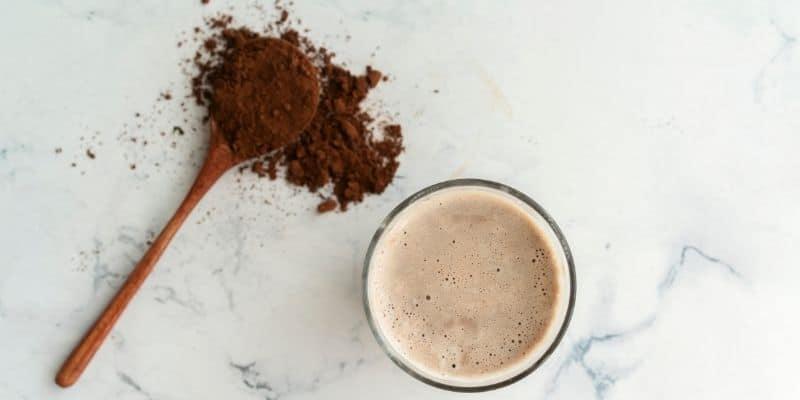 bevanda dietetica al cacao