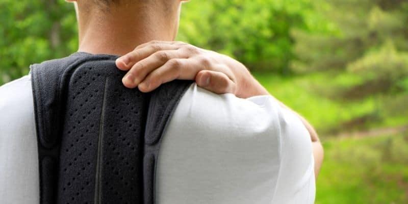 correttore posturale schiena