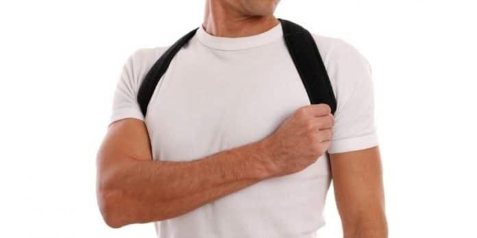 fascia posturale spalle