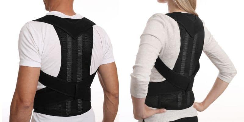 miglior fascia posturale schiena