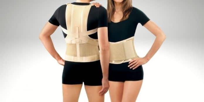 migliore fascia posturale