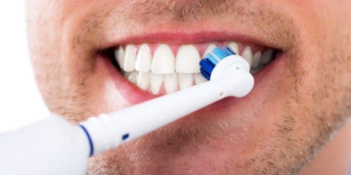 spazzolino elettrico con sensore di pressione