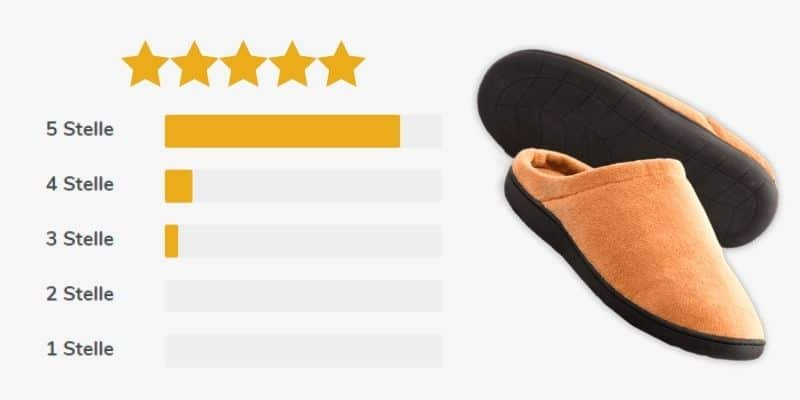 stepluxe slippers recensioni