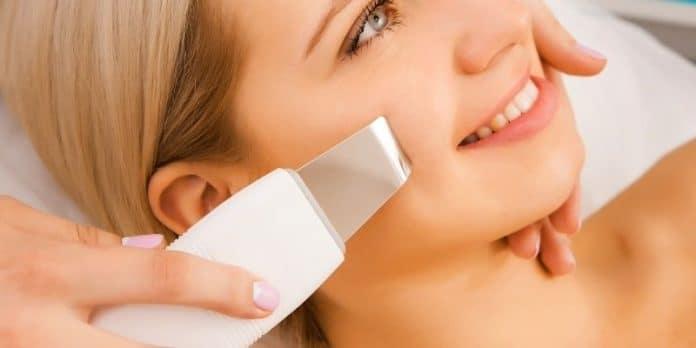 ultraskin pulizia viso