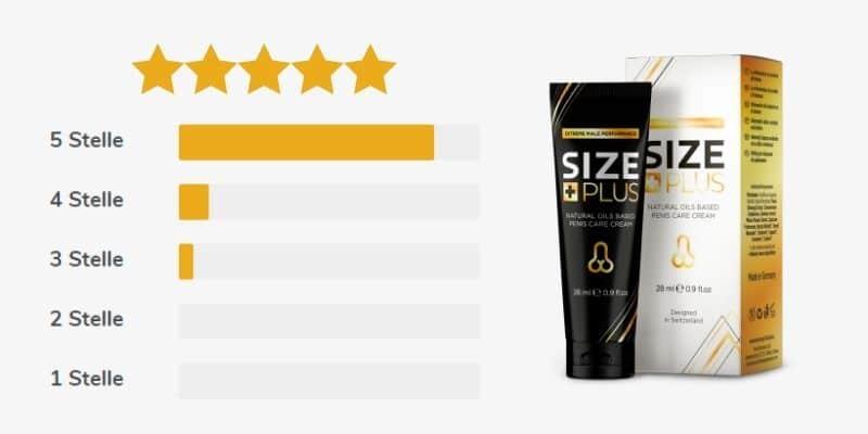 size plus recensioni
