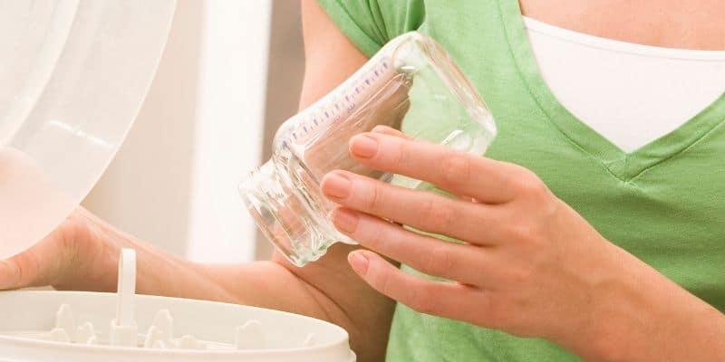 sterilizzare il biberon