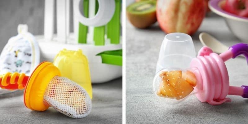 ciuccio per frutta
