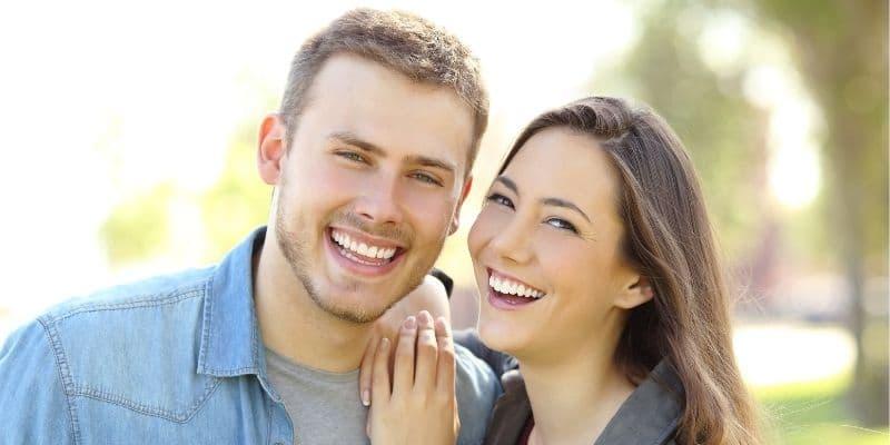 denti più bianchi rimedi