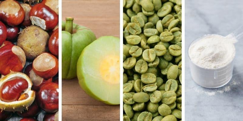 liquid chestnut ingredienti