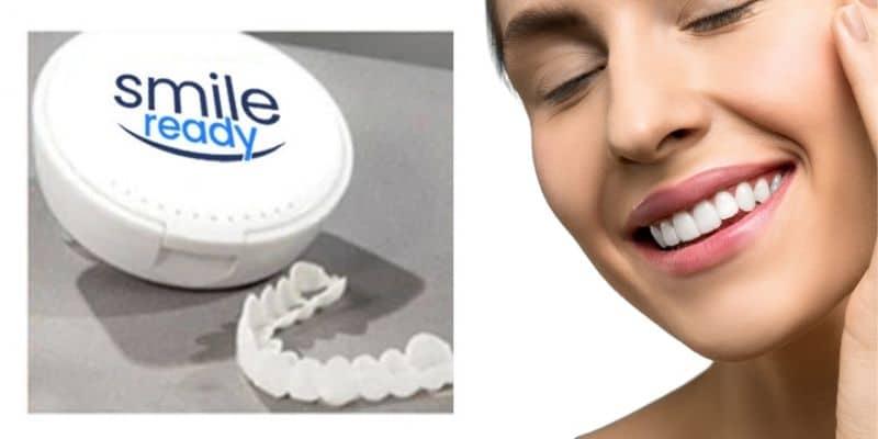 protesi dentale provvisoria smile ready