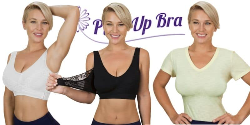 push up bra senza ferretto