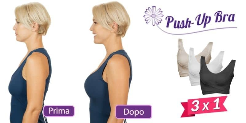 push up bra snellente