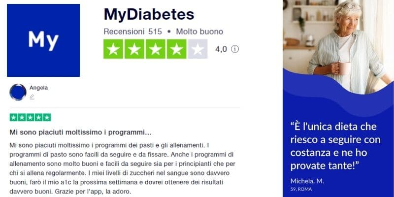 mydiabetes recensioni