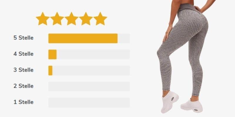web leggings recensioni