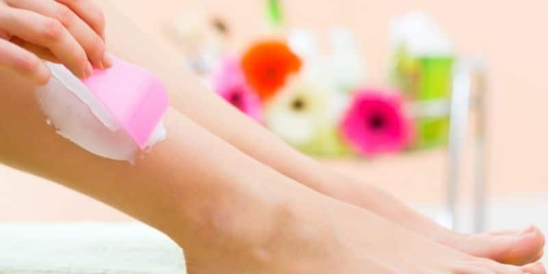 crema depilatoria naturale