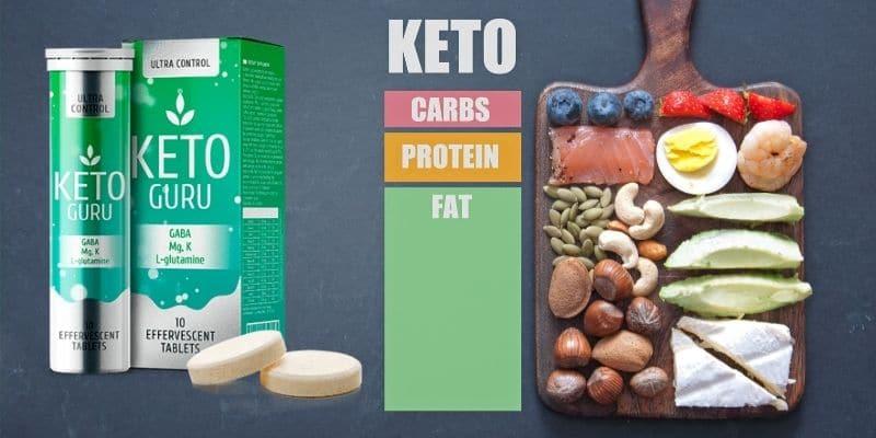integratore dieta chetogenica