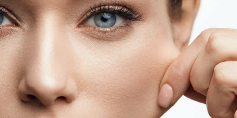 ringiovanire la pelle del viso
