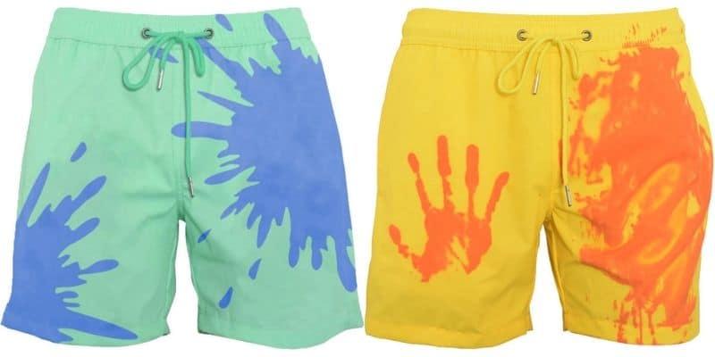 colori del costume swimshader uomo