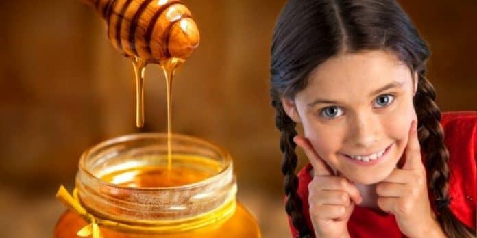 miele di manuka bambini