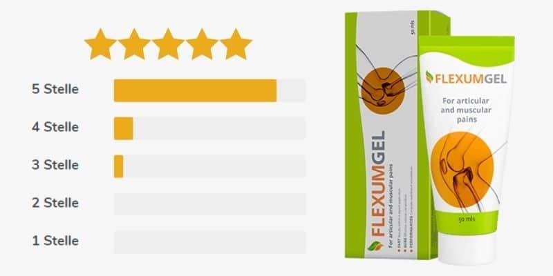 recensioni sulla pomata flexumgel