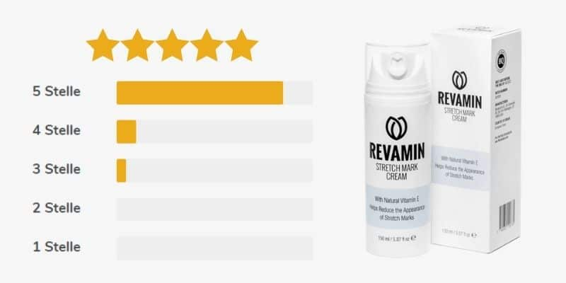 revamin stretch mark recensioni