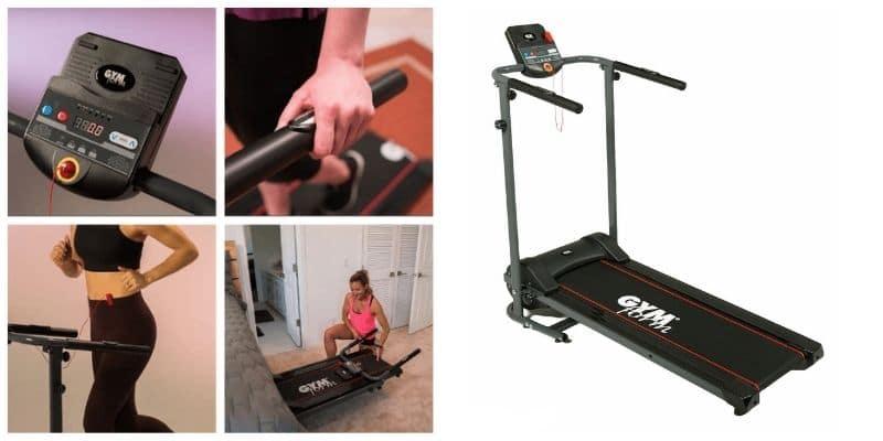 gymform slim fold treadmill caratteristiche