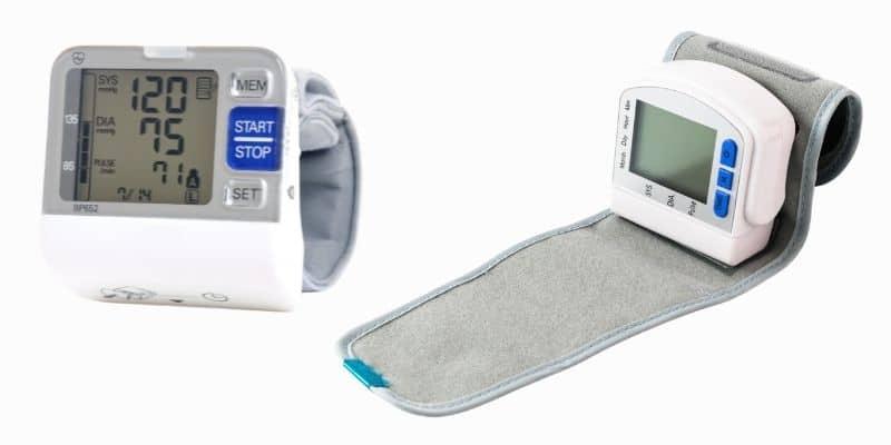 sfigmomanometro da polso
