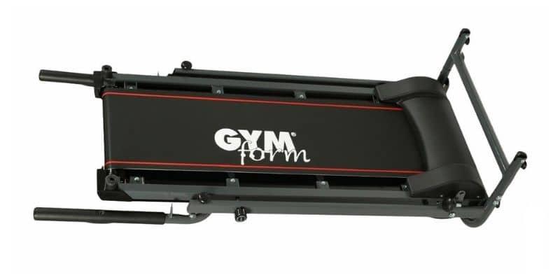 tapis roulant gymform slim fold treadmill