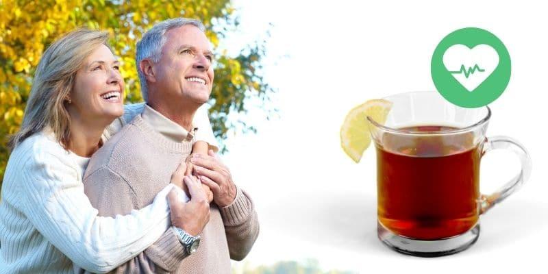 flavonoidi del tè contro la pressione alta