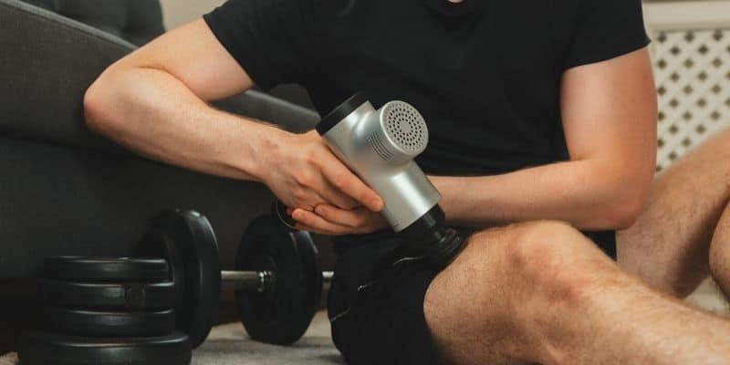 informazioni sulla pistola per massaggio muscolare