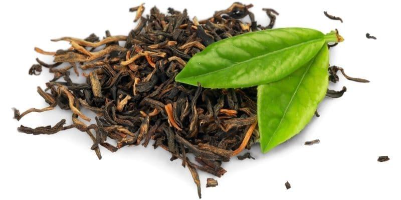 tè ricco di flavonoidi