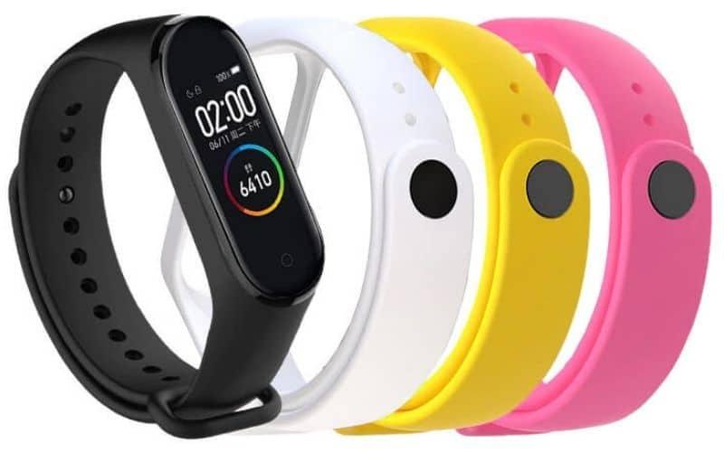 6 compact watch colori