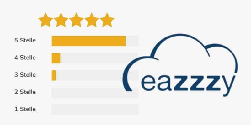 eazzzy topper recensioni