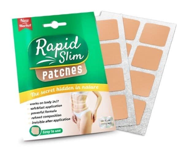 rapid slim patches cerotti dimagranti
