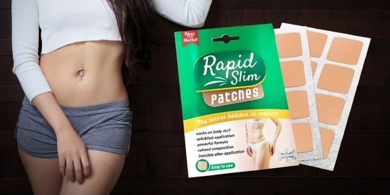 rapid slim patches funziona