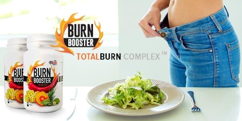 burnbooster - total burn complex