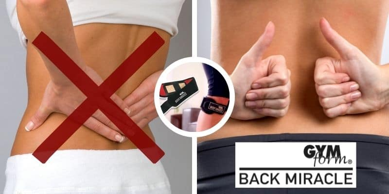 gymform back miracle funziona